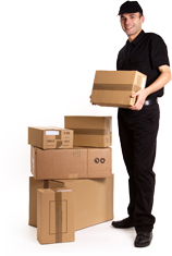 We receive your parcels, consolidate them, and forward them to you.